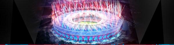 Stade Olympique de Londres en 2016