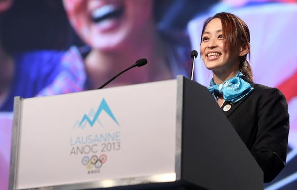 Tokyo 2020 - ACNO 2013 - Rie Tanaka