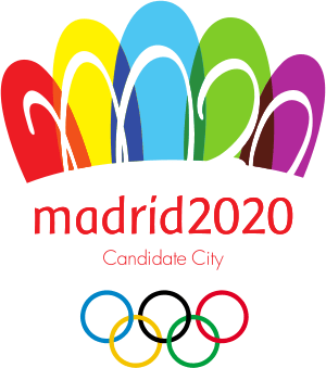 Madrid 2020 - logo