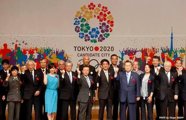 Délégation Tokyo2020