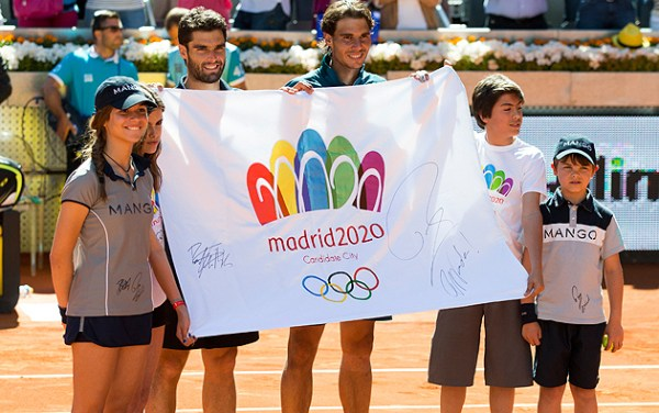 Madrid 2020 - Rafael Nadal