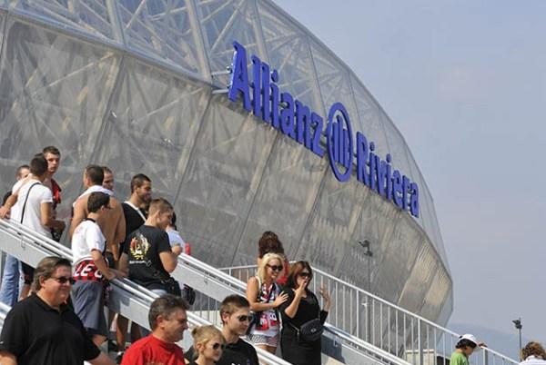 Allianz Riviera - Nice - inauguration