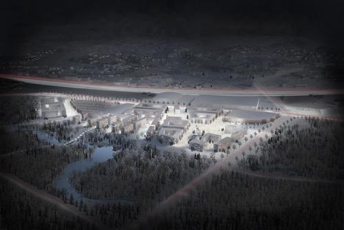 Village Olympique - Kjelsrud 2022 - Oslo 2022