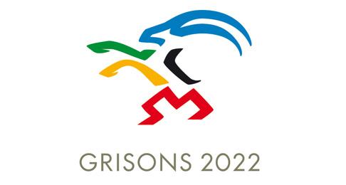 Logo de la candidature des Grisons 2022