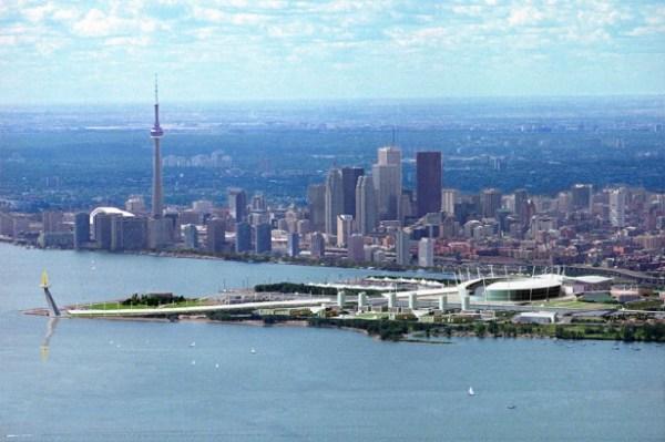 Toronto - projet olympique 2008 - vue générale