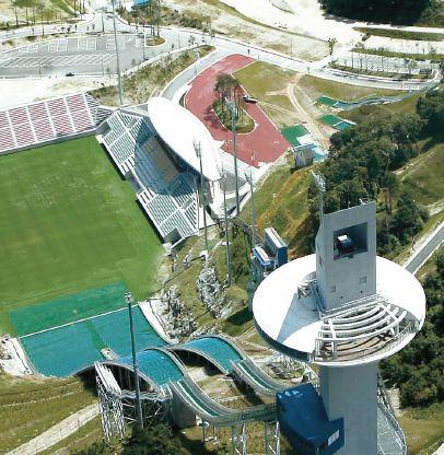 PyeongChang2018 - Alpensia Stadium
