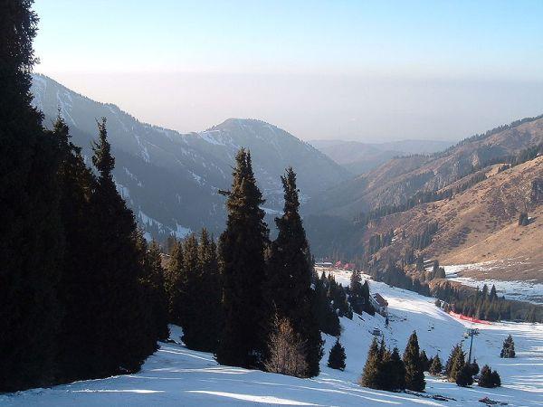 Shimbulak - Almaty 2022