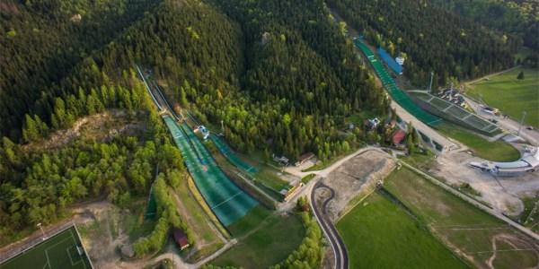 Tremplins de saut à ski de Zakopane - Cracovie 2022
