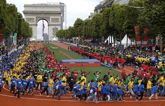 Paris 2012 - Champs Elysées