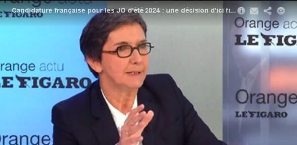 Valérie Fourneyron - Talk Orange Le Figaro