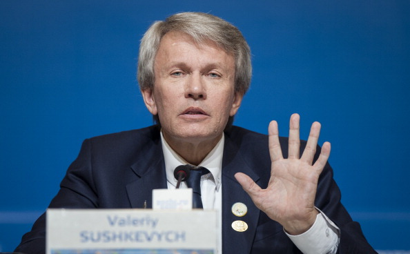 Sochi 2014 Paralympics - Ukrainian Press Conference