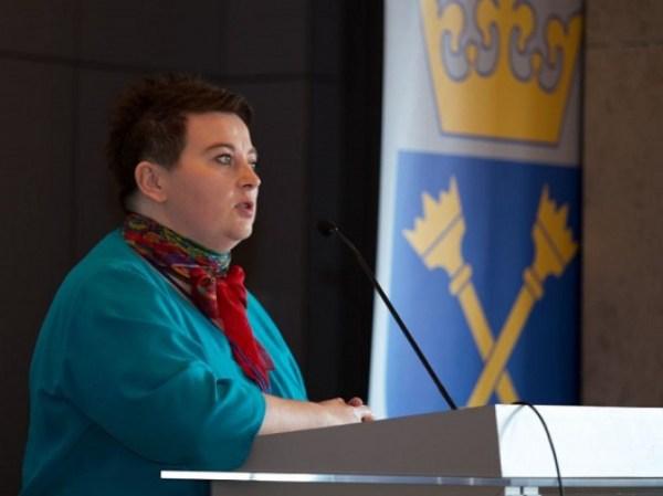 Magdalena Sroka - conférence