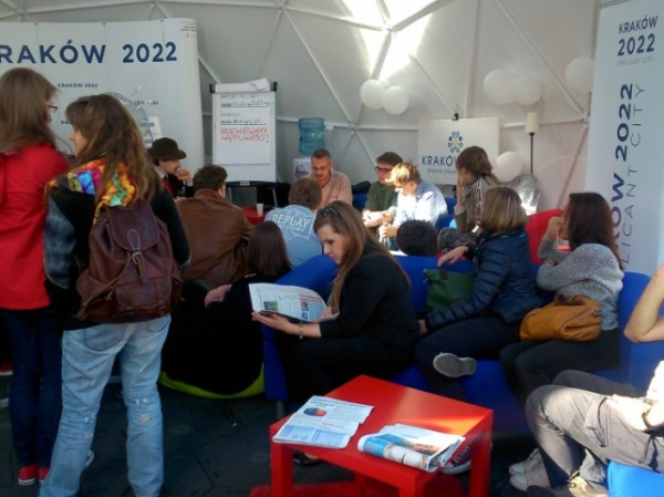 Tente - Cracovie 2022