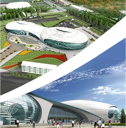 Almaty 2022 - Ice Arena