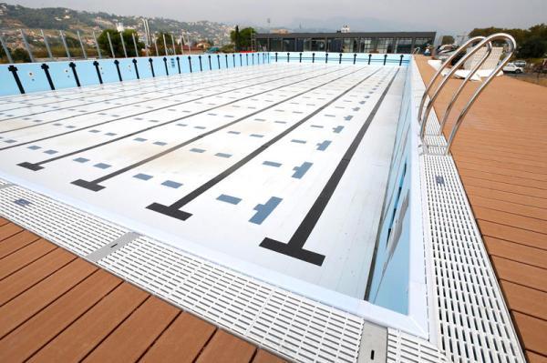 Complexe Aquatique - Nice