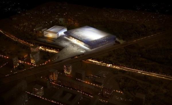 Dome Arena - Sarcelles