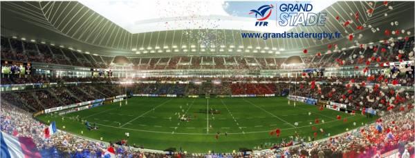 Grand Stade - vue intérieure