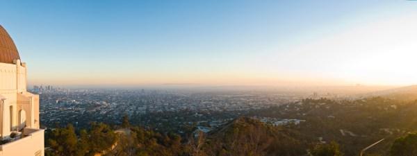 Los Angeles - vue d'ensemble