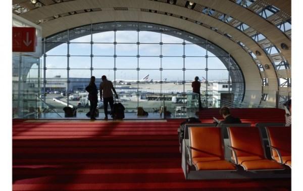 Aéroport Roissy-Charles de Gaulle (Crédits – Société du Grand Paris / Pierre-Olivier Deschamps, Agence VU)