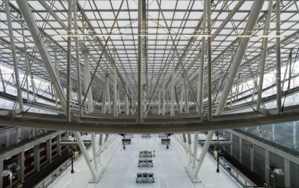 Paris 2024 - gare Roissy Charles de Gaulle