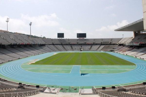 Stade Olympique de Barcelone - Open Camp 2015