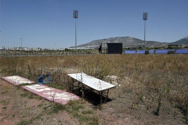 Athènes 2004 - Baseball stadium