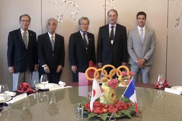 Convention France-Japon - 2014-2020