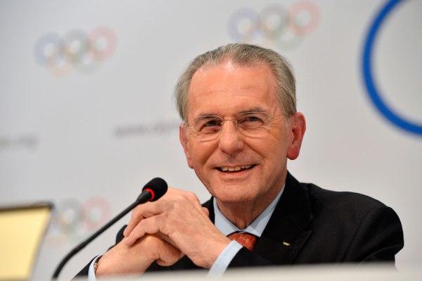 Jacques Rogge - JO 2022