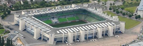 JEM 2014 - Stade d'Ornano