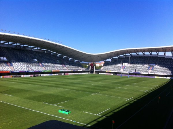 Stade de rugby - Montpellier