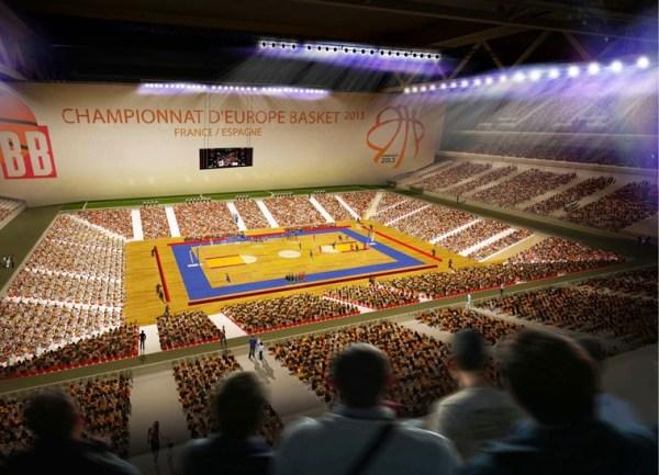 Stade Pierre Mauroy - visuel arena sport