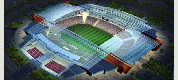 Lazio de Rome - Stadio delle Aquile