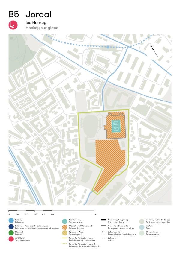Oslo 2022 - Jordal Amfi plan