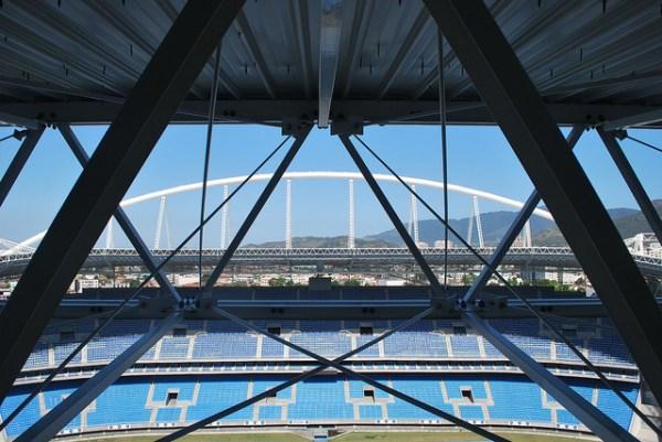 Rio 2016 - toiture Stade Joao Havelange