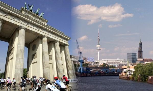 Berlin - Hambourg
