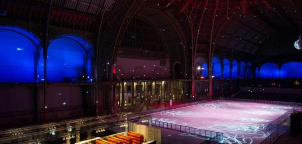 Grand Palais - nocturne