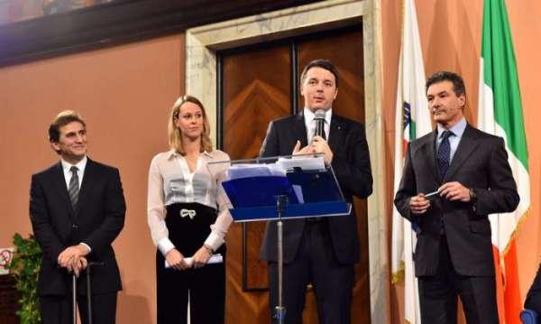 Rome 2024 - Matteo Renzi