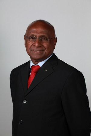 Mr. Sam Ramsamy IOC member (RSA)