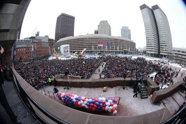 Super Bowl - Boston