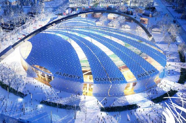 Almaty 2022 - Arena olympique
