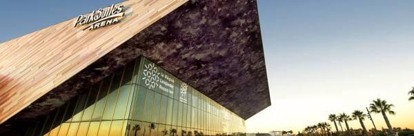 Facade de la Park&Suites Arena - Montpellier