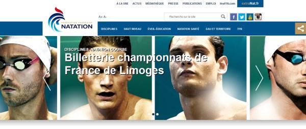 FFN - nouveau site - accueil