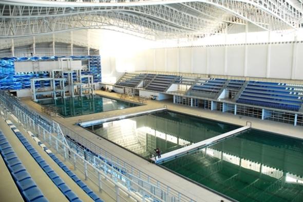 Guadalajara - Centro Acuático Scotiabank - bassins