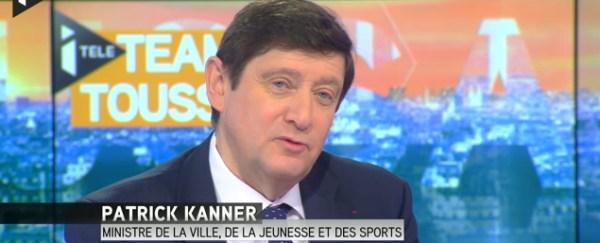 Patrick Kanner - ITélé