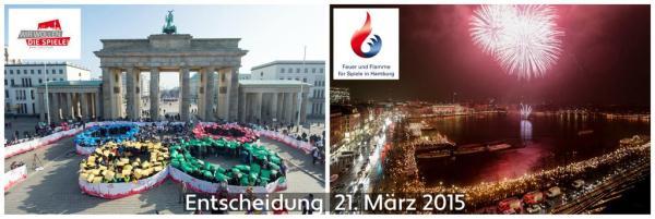 Berlin 2024 et Hambourg 2024