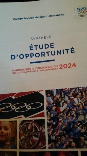 Etude - Paris 2024