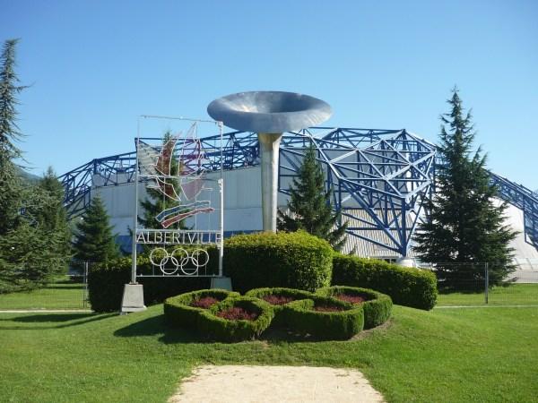 Halle Olympique - Albertville