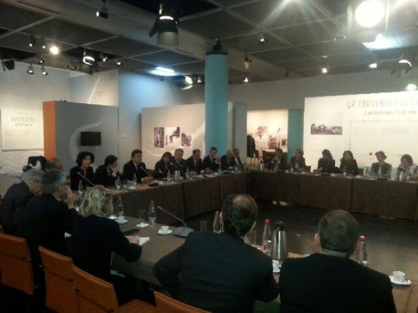 Paris 2024 - rencontre Anne Hidalgo - entreprises