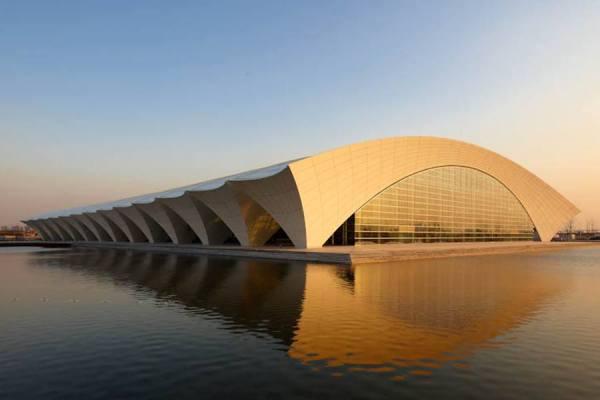 Shanghai 2015 - Shanghai Oriental Sports Center