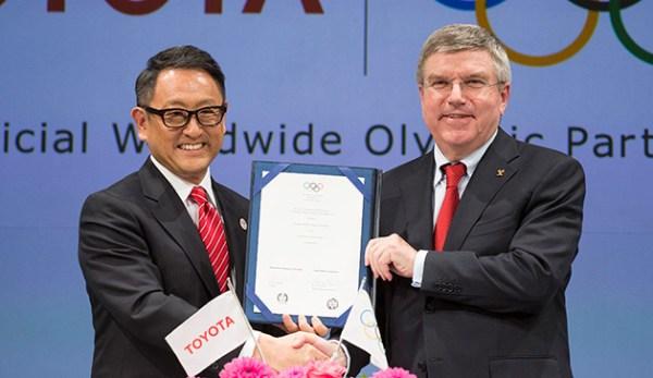 Toyota - Programme TOP